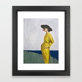 1993 Framed Art Print