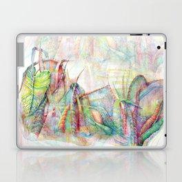 Vegetal color chaos Laptop & iPad Skin