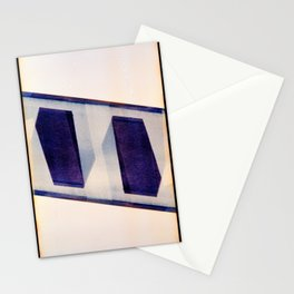 mII (35mm multi exposure) Stationery Cards