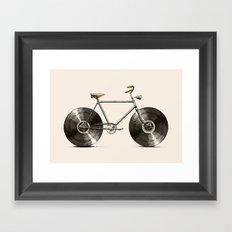 Velophone Framed Art Print