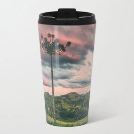 Araucaria in the Sky Travel Mug