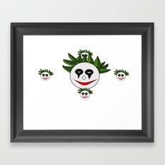 Jokuh! Framed Art Print
