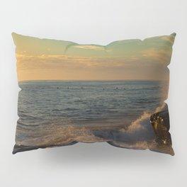 Golden Afternoon Pillow Sham