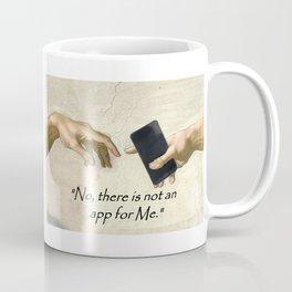 God's Gift -No App #2 Coffee Mug