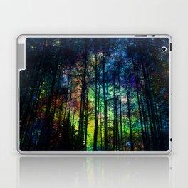 Magical Forest II Laptop & iPad Skin