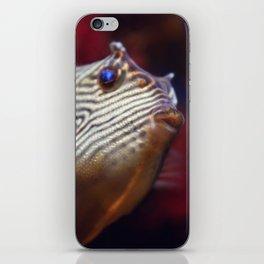 cowfish iPhone Skin