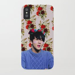 Flower Boy Ravi iPhone Case
