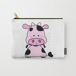 Lady Moo Moo Carry-All Pouch