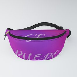Si Se Puede Fanny Pack
