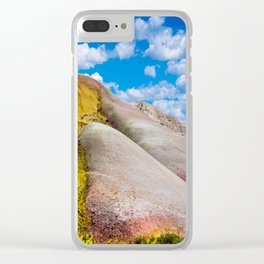 Bad Lands 2 Clear iPhone Case
