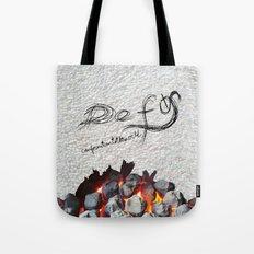 Defy conformationtotheworld Tote Bag