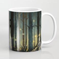 Night forest Mug