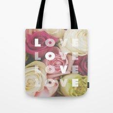 love love love Tote Bag