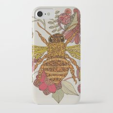 Bee awesome iPhone 8 Slim Case