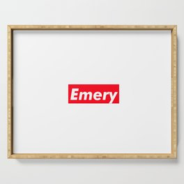 Emery Serving Tray