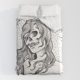 I Want Your Skull Comforters