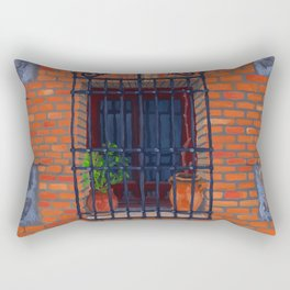 Toledo window Rectangular Pillow