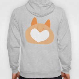 corgi butts Hoody