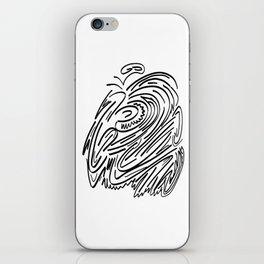 Philosopher's Dream iPhone Skin