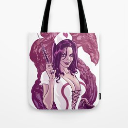 Sheila the Healer Tote Bag