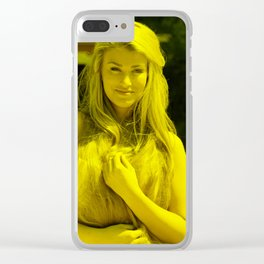 Amy Willerton - Celebrity Clear iPhone Case
