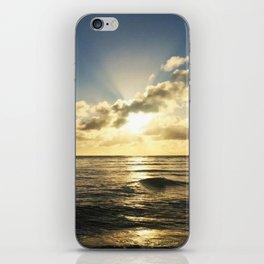 Northshore Kauai Sunset iPhone Skin