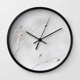 a dusting... Wall Clock
