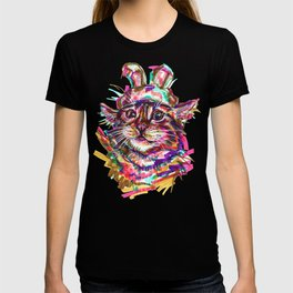 Quirky Cat T-shirt