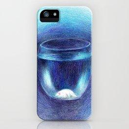 breathless iPhone Case