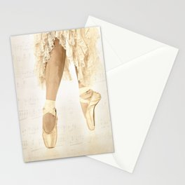 Just dance Stationery Cards