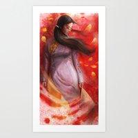 vietnam Art Prints featuring Vietnam by Steve Goad