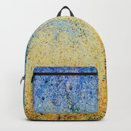 Summer yellow's Backpack