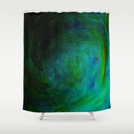 From death.....life Shower Curtain
