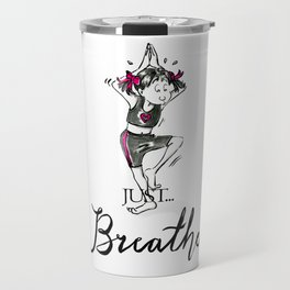 Just Breathe Travel Mug