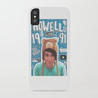 danisnotonfire iPhone & iPod Cases featuring danisnotonfire collage by emma