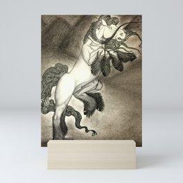 Sleipnir Mini Art Print