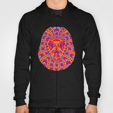 Abstract Lion Design #8 Hoody