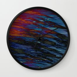 Icey Fingers Wall Clock