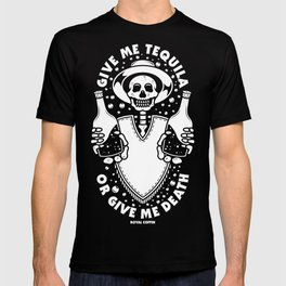 Tequila Or Death T-shirt