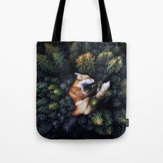 Nature Hugs Tote Bag