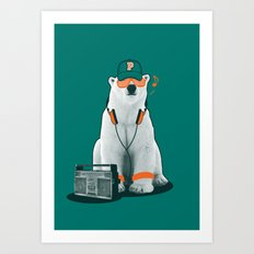 Popster Art Print