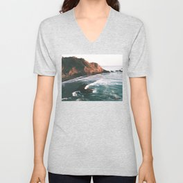 Oregon Coast V Unisex V-Neck
