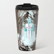 The Fallen Templar Metal Travel Mug