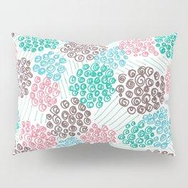 Hydrangea Web Pillow Sham
