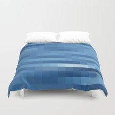 Nature Pixels - No.10 Duvet Cover