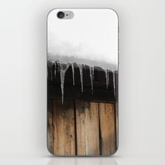 Antique Icicles  iPhone & iPod Skin