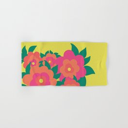 Rosa Hand & Bath Towel