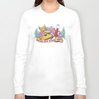heymonster Long Sleeve T-shirts featuring MST3K by heymonster