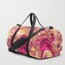 Psychotropic Fractal Duffle Bag
