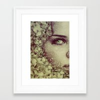 renaissance Framed Art Prints featuring Renaissance by Naim K